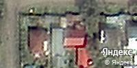 Фотография со спутника Яндекса, улица Гагарина, дом 5 в Кемерове