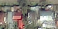 Фотография со спутника Яндекса, улица Гагарина, дом 7 в Кемерове