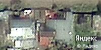 Фотография со спутника Яндекса, улица Гагарина, дом 11 в Кемерове