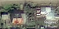 Фотография со спутника Яндекса, улица Гагарина, дом 19 в Кемерове