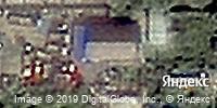 Фотография со спутника Яндекса, улица Гагарина, дом 75 в Кемерове
