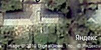 Фотография со спутника Яндекса, улица Гагарина, дом 97 в Кемерове