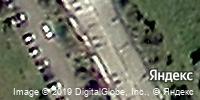 Фотография со спутника Яндекса, проспект Ленина, дом 121А в Кемерове
