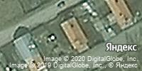 Фотография со спутника Яндекса, Комсомольская улица, дом 22 в Прокопьевске