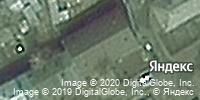 Фотография со спутника Яндекса, Горняцкая улица, дом 10А в Прокопьевске