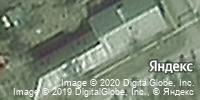 Фотография со спутника Яндекса, Комсомольская улица, дом 14А в Прокопьевске
