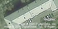 Фотография со спутника Яндекса, Комсомольская улица, дом 7 в Прокопьевске
