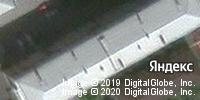 Фотография со спутника Яндекса, Горняцкая улица, дом 5 в Прокопьевске