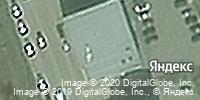 Фотография со спутника Яндекса, проспект Шахтёров, дом 16 в Прокопьевске