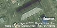 Фотография со спутника Яндекса, Комсомольская улица, дом 2 в Прокопьевске