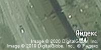 Фотография со спутника Яндекса, проспект Шахтёров, дом 6 в Прокопьевске