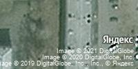 Фотография со спутника Яндекса, улица Лазо, дом 3 в Новокузнецке