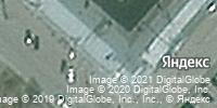 Фотография со спутника Яндекса, улица Покрышкина, дом 13 в Новокузнецке