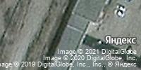 Фотография со спутника Яндекса, Автотранспортная улица, дом 35 в Новокузнецке