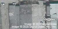 Фотография со спутника Яндекса, улица Гагарина, дом 32 в Ачинске