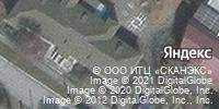 Фотография со спутника Яндекса, улица Дзержинского, дом 3 в Ачинске