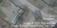 Фотография со спутника Яндекса, Коммунистическая улица, дом 8 в Ачинске