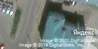 Фотография со спутника Яндекса, улица Бабкина, дом 13 в Енисейске