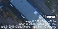 Фотография со спутника Яндекса, улица Крупской, дом 1Г в Красноярске