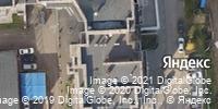 Фотография со спутника Яндекса, улица Ладо Кецховели, дом 17А в Красноярске