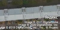 Фотография со спутника Яндекса, проспект Мира, дом 105 в Красноярске