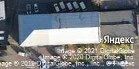 Фотография со спутника Яндекса, улица Спандаряна, дом 12А в Красноярске