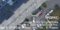 Фотография со спутника Яндекса, улица Молокова, дом 17 в Красноярске