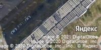 Фотография со спутника Яндекса, улица Водопьянова, дом 7 в Красноярске