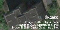 Фотография со спутника Яндекса, Паровозная улица, дом 9 в Красноярске