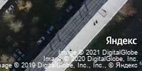Фотография со спутника Яндекса, улица Терешковой, дом 16 в Красноярске