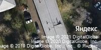 Фотография со спутника Яндекса, улица Терешковой, дом 6А в Красноярске