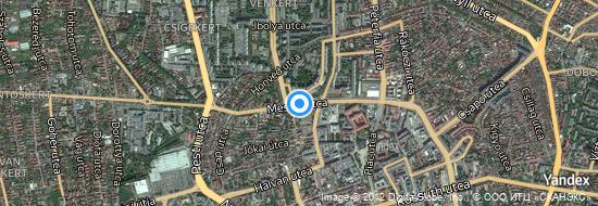 Flughafen Debrecen - Karte