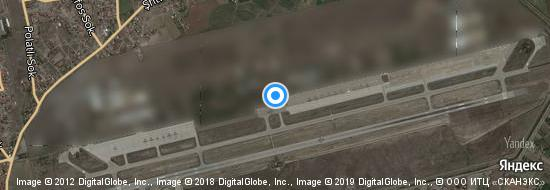 Flughafen Kayseri - Karte