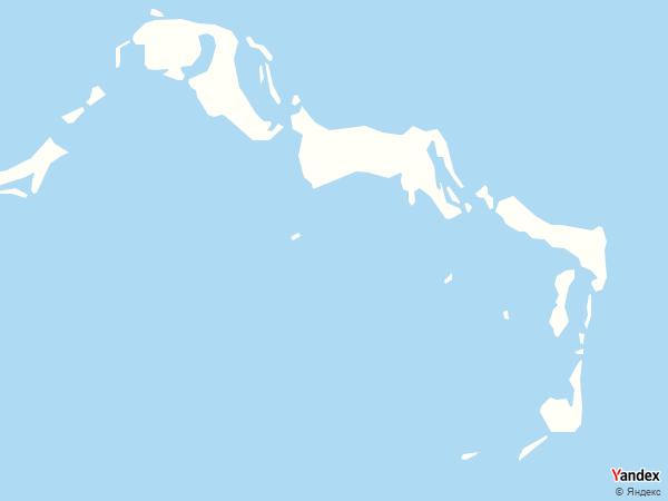 خريطة كوكبرن تاون، جزر توركس وكايكوس
