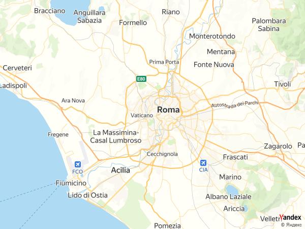 خريطة  الفاتيكان ، دولة مدينة الفاتيكان