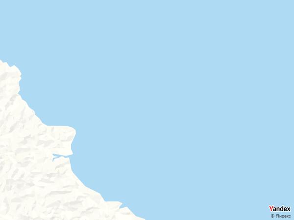 خريطة نوميا، كاليدونيا الجديدة