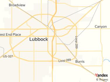 ➡️ Xpo Logistics Trucking-Motor Freight Texas,Lubbock,2809 Avenue