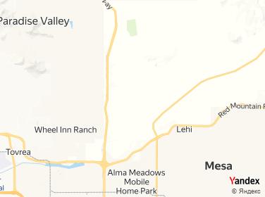 Salt River Pima-Maricopa Fire