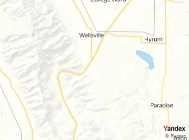 Direction for - Evergreen Sprinkling Wellsville,Utah,US