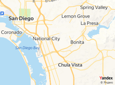 Direction for - 123 Security Systems National City,California,US