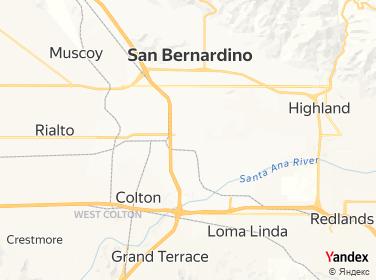 Direction for - American Sports University - Fitness Center San Bernardino,California,US