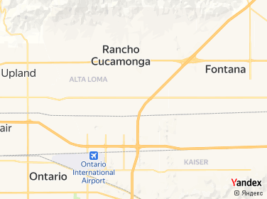 Direction for - 24 Hour Fitness Rancho Cucamonga,California,US