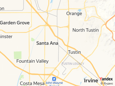 Direction For To And Mo Towing Santa Ana California Us