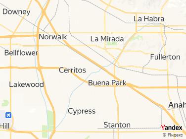 Direction for - Suddath International La Mirada,California,US