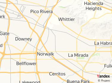 Brenntag Pacific Chemicals-Manufacturers California,Santa Fe