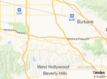 Direction for - 16 İnch Recreational Softball League Studio City,California,US