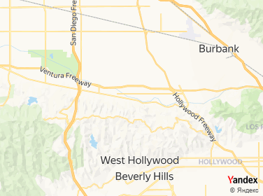 Direction for - 13004 Valleyheart Hoa Studio City,California,US