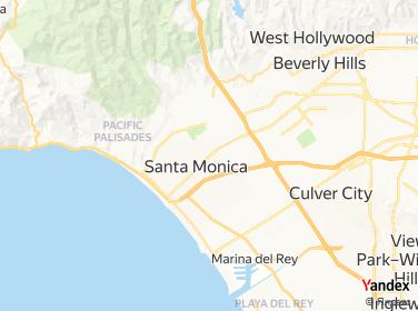Direction for - Shamsah Amersi, Md Santa Monica,California,US