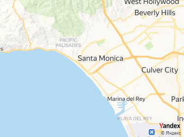 Direction for - 1425 On 6Th Llc Santa Monica,California,US