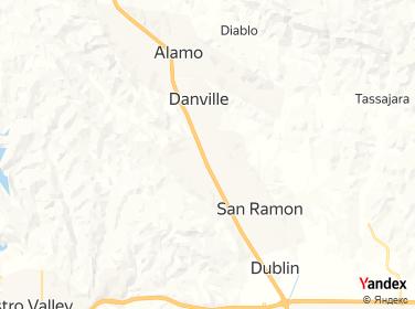 Direction for - 24 Hour Fitness San Ramon,California,US